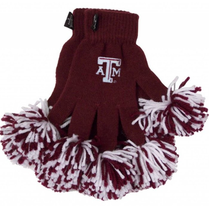 Texas Aggie Spirit Finger Gloves