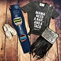 Mama Need a Nap & A Taco T-Shirt