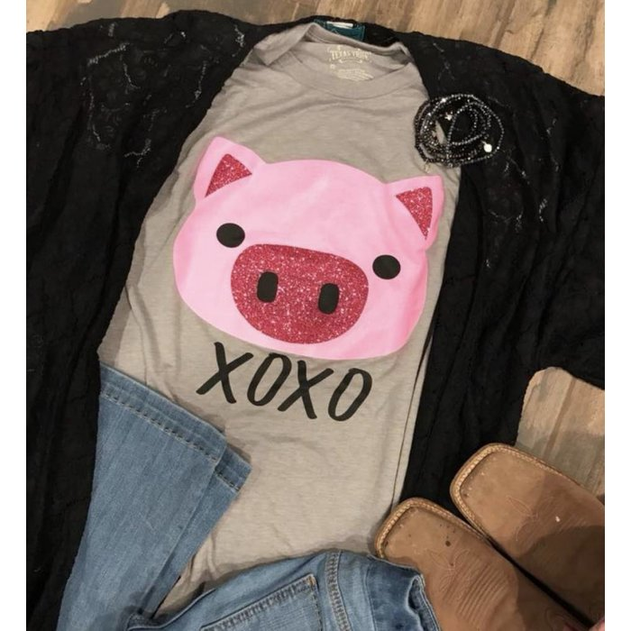 XOXO Kids Pig Shirt