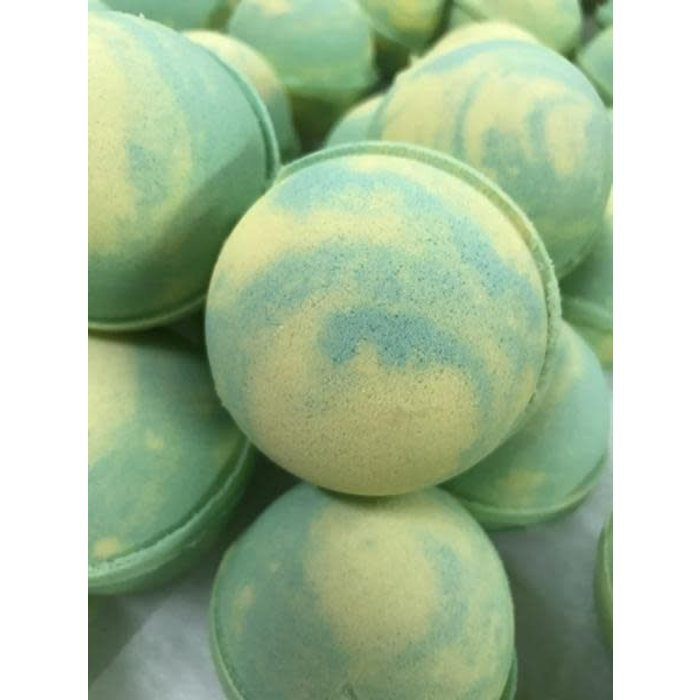 Cucumber Melon Bath Bombs - 5.5 oz