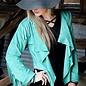 Turquoise Calamity Jane Blaze