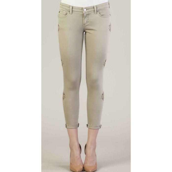 Joyrich Angle Skinny Jean in Clay