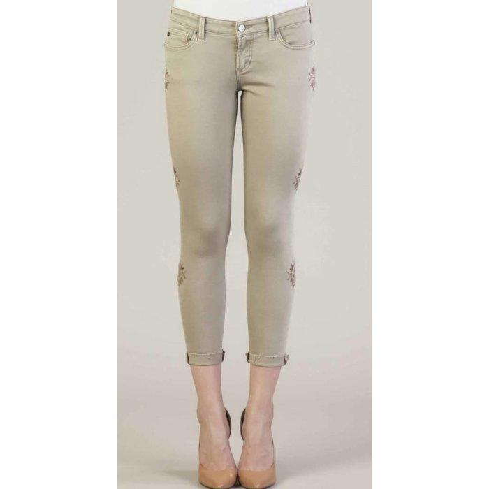 Joyrich Angle Skinny Jean in Clay