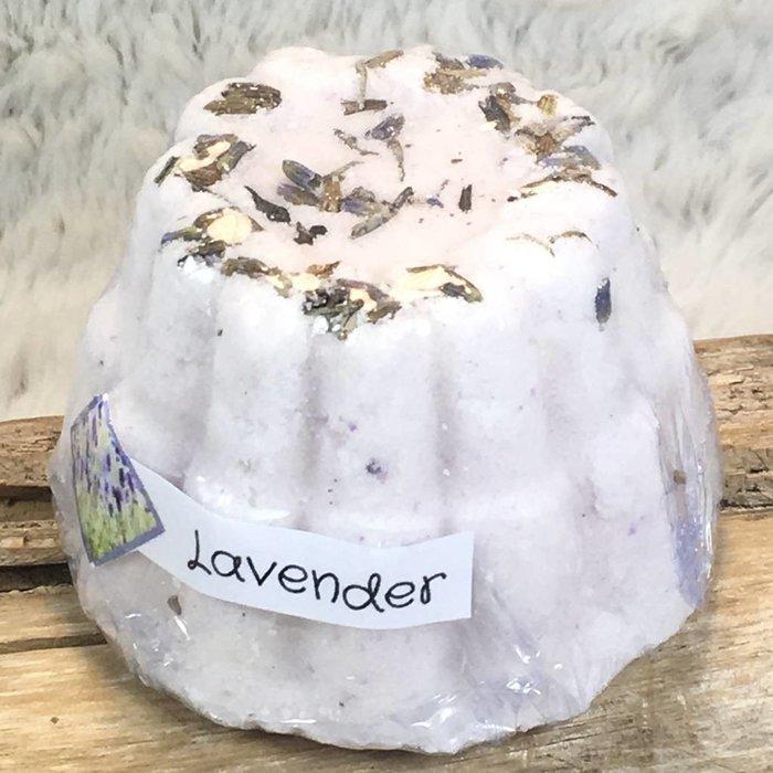 Lavendar Bath Bomb