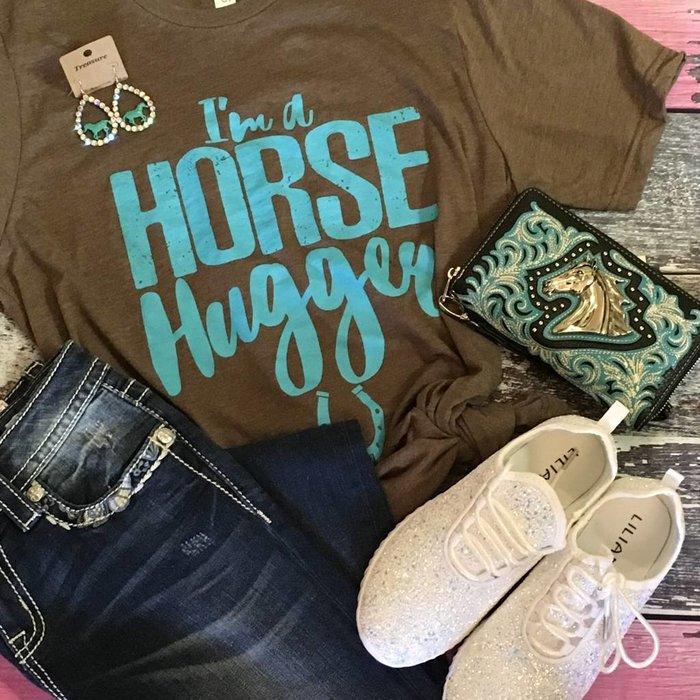 I'm A Horse Hugger T-Shirt