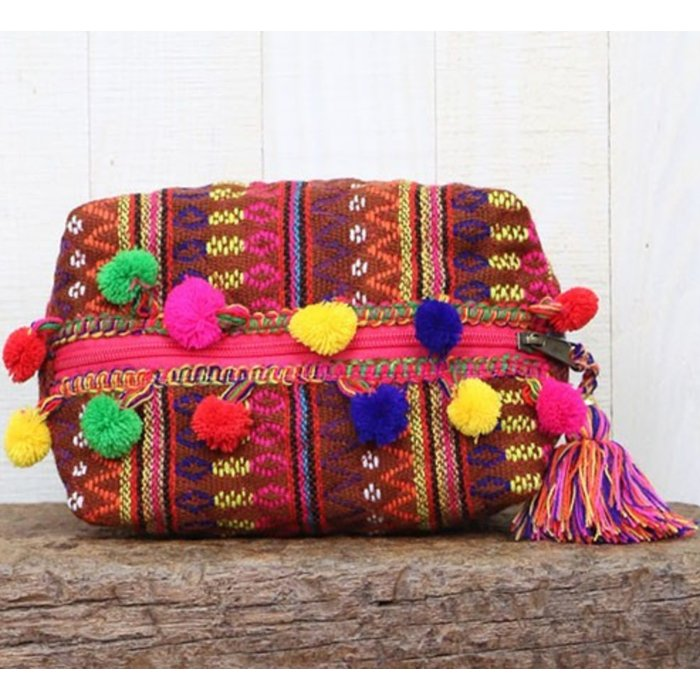 Navajo Inspired Makeup Bag