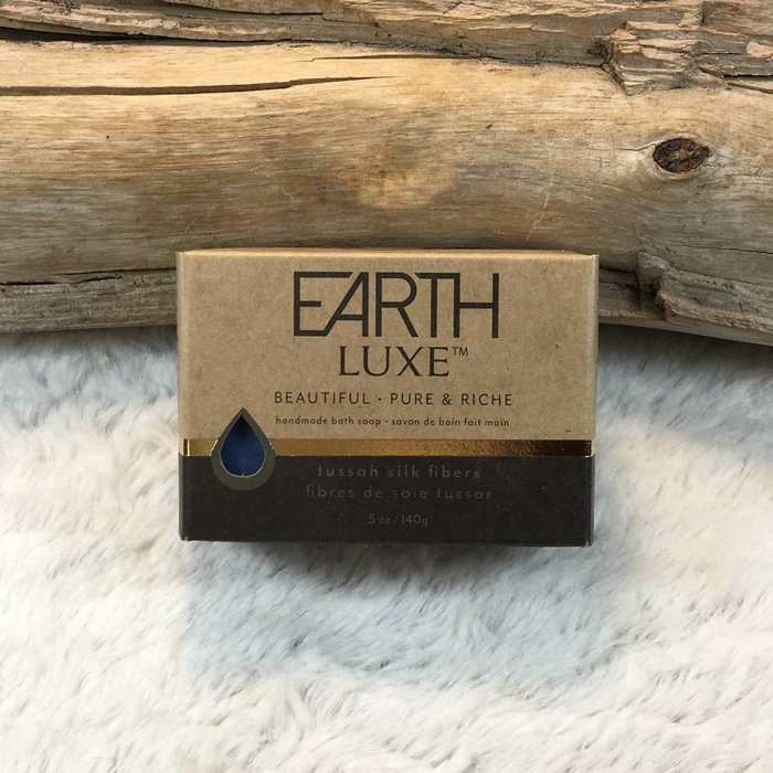 Beautiful Tussah Silk Fiber by Earth Luxe