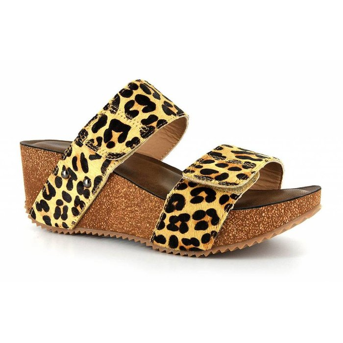 Leopard Wild Thing Sandal