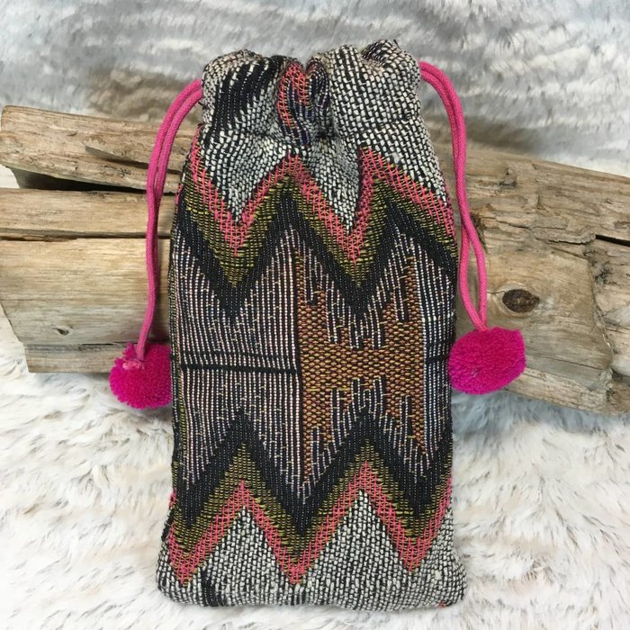 Tribal Sunglass Pouch - G