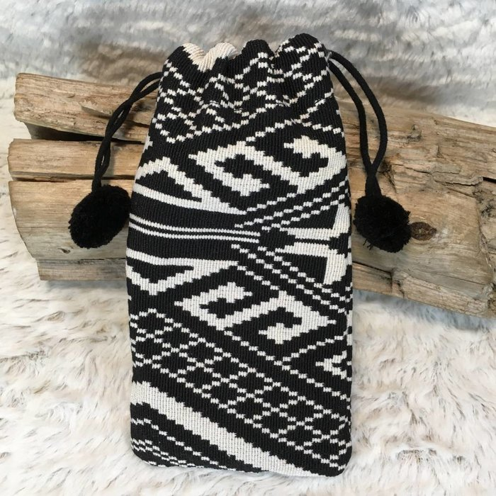 Tribal Sunglass Pouch - I