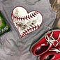 Dirty Heart Baseball Tank