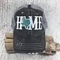 Texas Home Hat - Turquoise