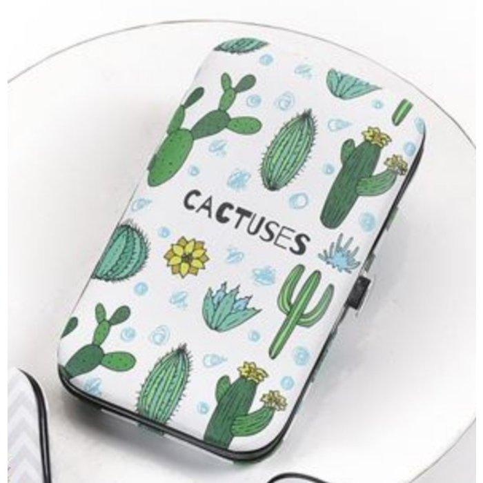 Cactuses Manicure Set