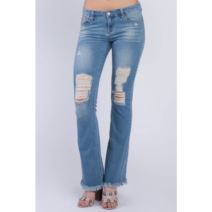 Sloane Bootcut Baywood Jeans