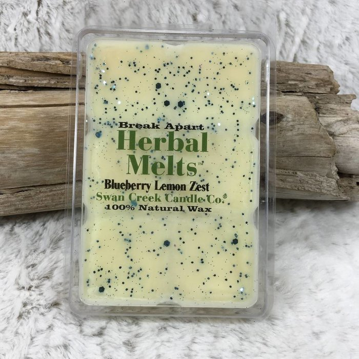 Swan Creek Blueberry Lemon Zest Herbal Melts