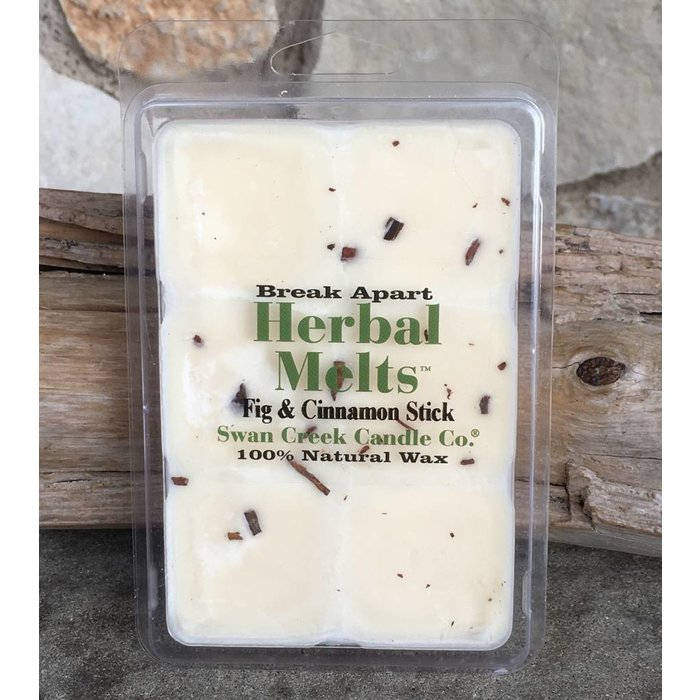 Swan Creek Fig & Cinnamon Stick Herbal Melts