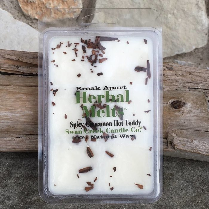 Swan Creek Spicy Cinnamon Hot Toddy Herbal Melts