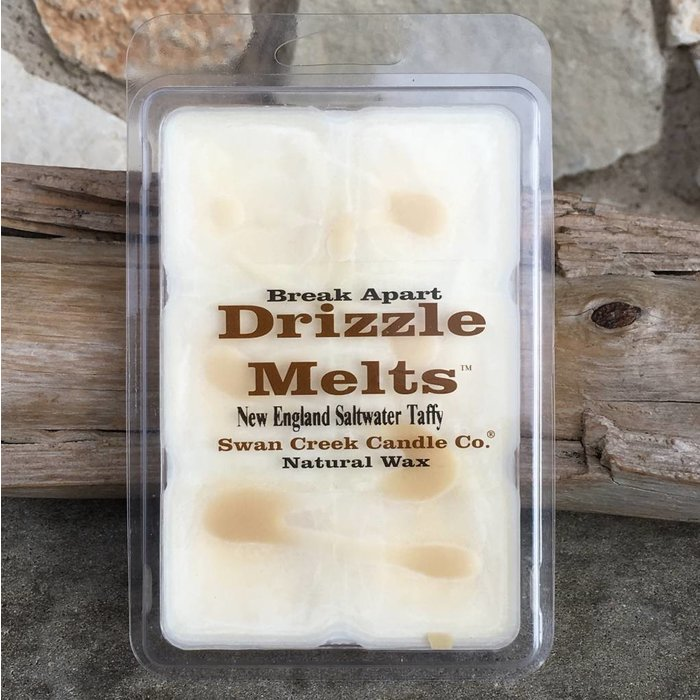 Swan Creek New England Saltwater Taffy Drizzle Melts