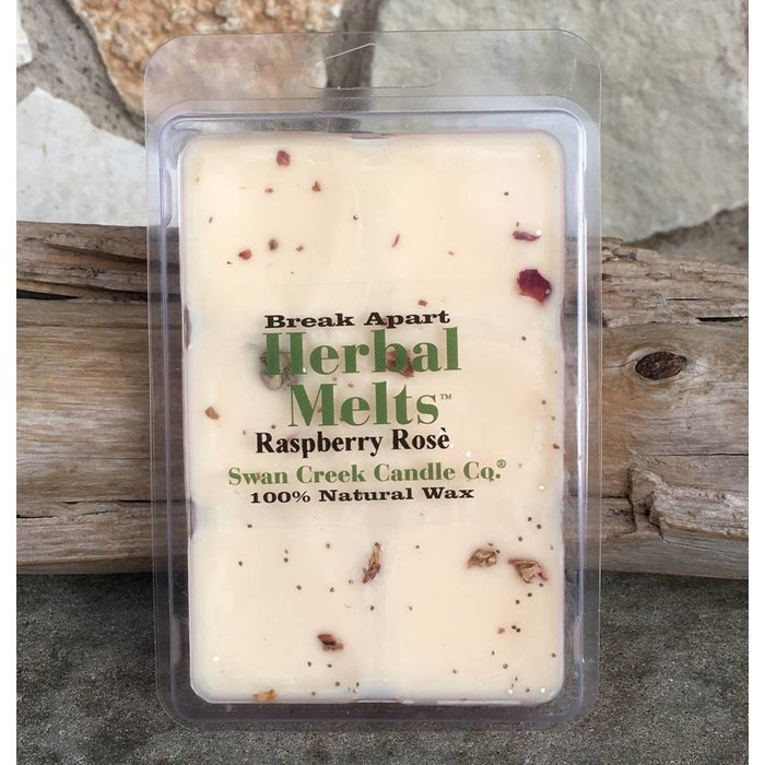 Swan Creek Raspberry Rose Herbal Melts