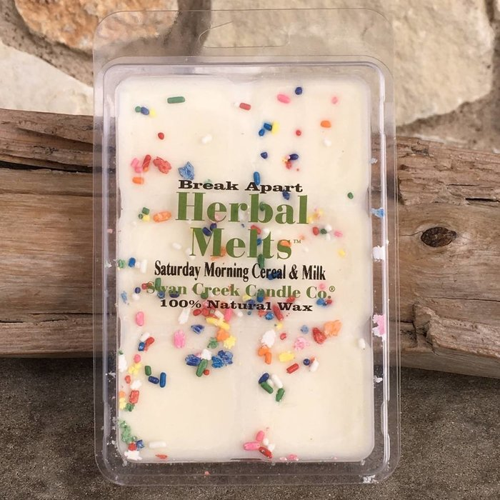 Swan Creek Saturday Morning Cereal & Milk Herbal Melts
