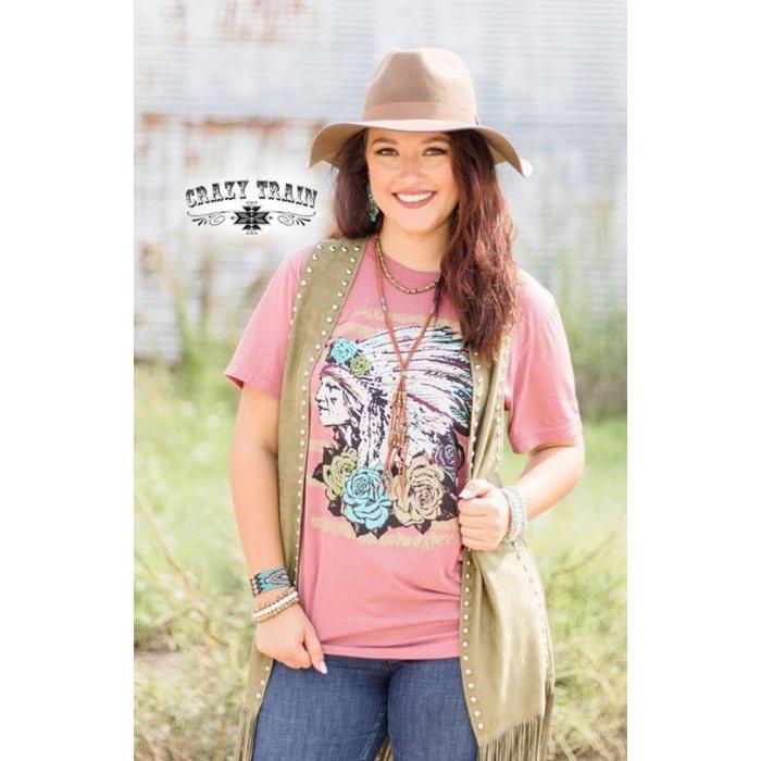 Namaste Native T-Shirt