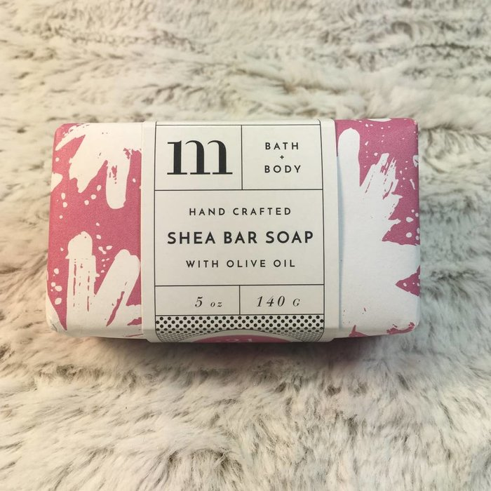 Mixture No 21 Stargazer Lily 5oz Shea Bar Soap