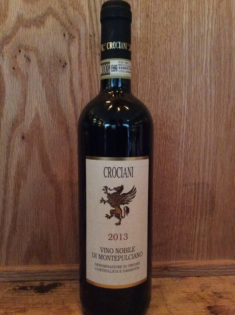 Crociani Vino Nobile di Montepulciano 2013 (750ml)