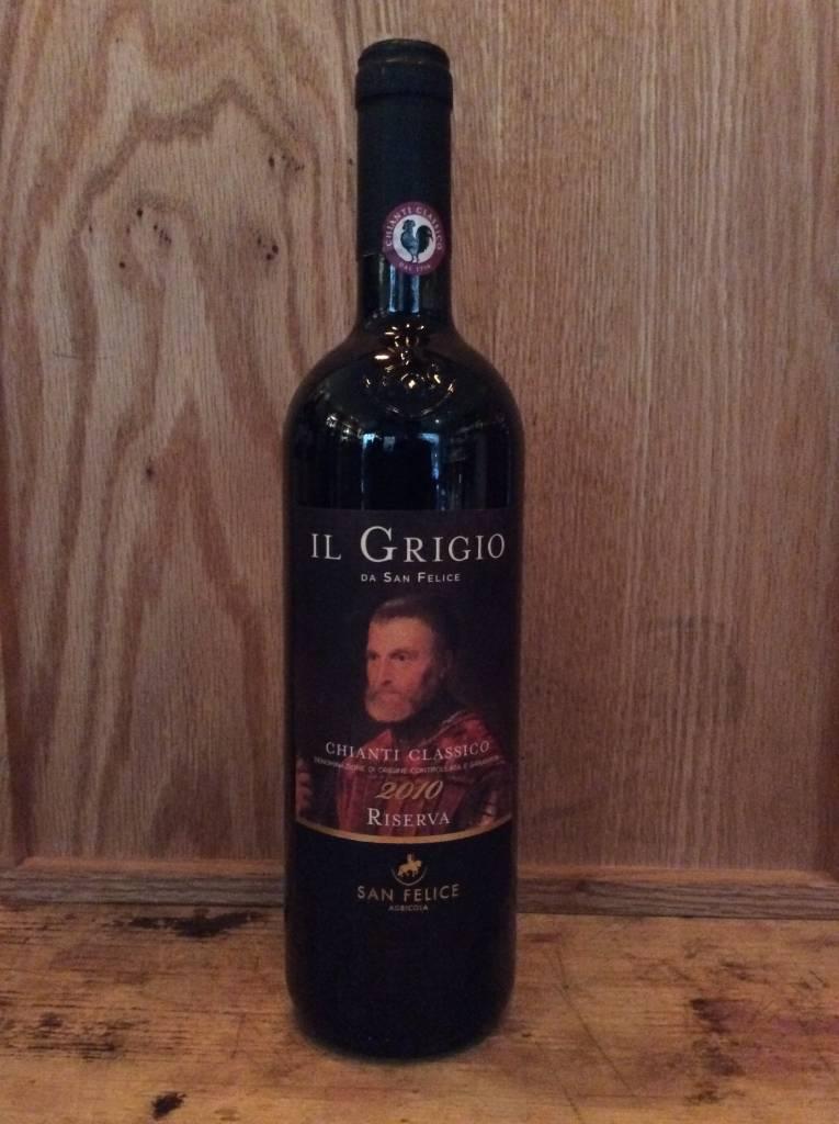 """San Felice """"Il Grigio"""" Chianti Classico Riserva 2010 (750ml)"""