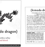 Komodo Dragon Columbia Valley Red Blend 2014 (750ml)