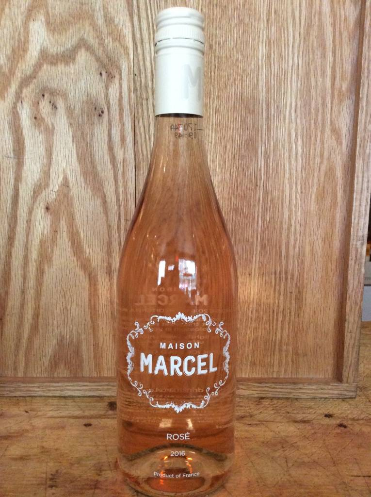 Maison Marcel Off-Dry Rose 2016 (750ml)