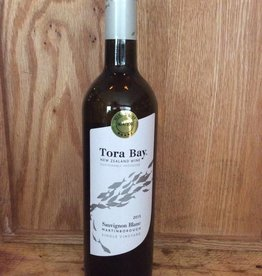Tora Bay Martinborough Sauvignon Blanc 2015