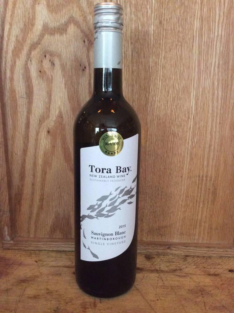 Tora Bay Martinborough Sauvignon Blanc 2016 (750ml)