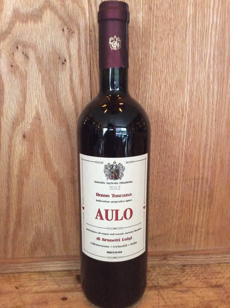 "Azienda Agricola Elisabetta ""Aulo"" Rosso Toscano 2014 (750ml)"