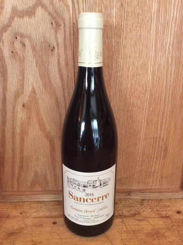 Millet Sancerre Rouge 2016 (750ml)