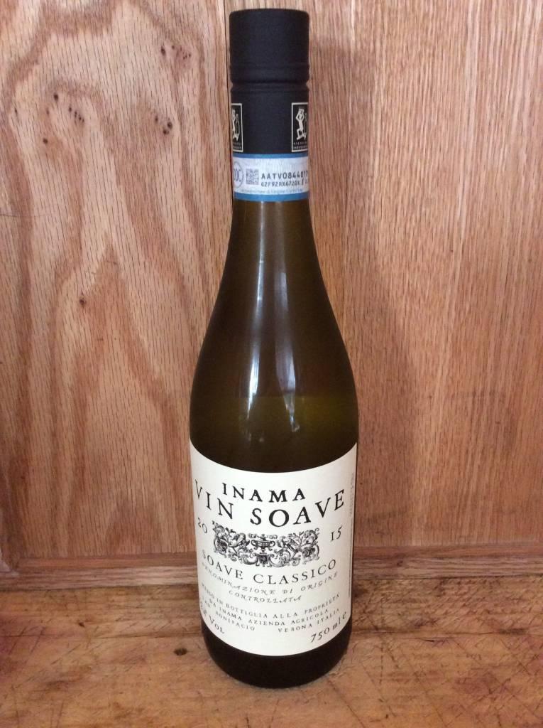 Inama Soave Vin Soave Classico 2015 (750ml)