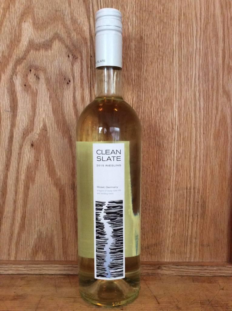 Clean Slate Mosel Riesling 2016 (750ml)