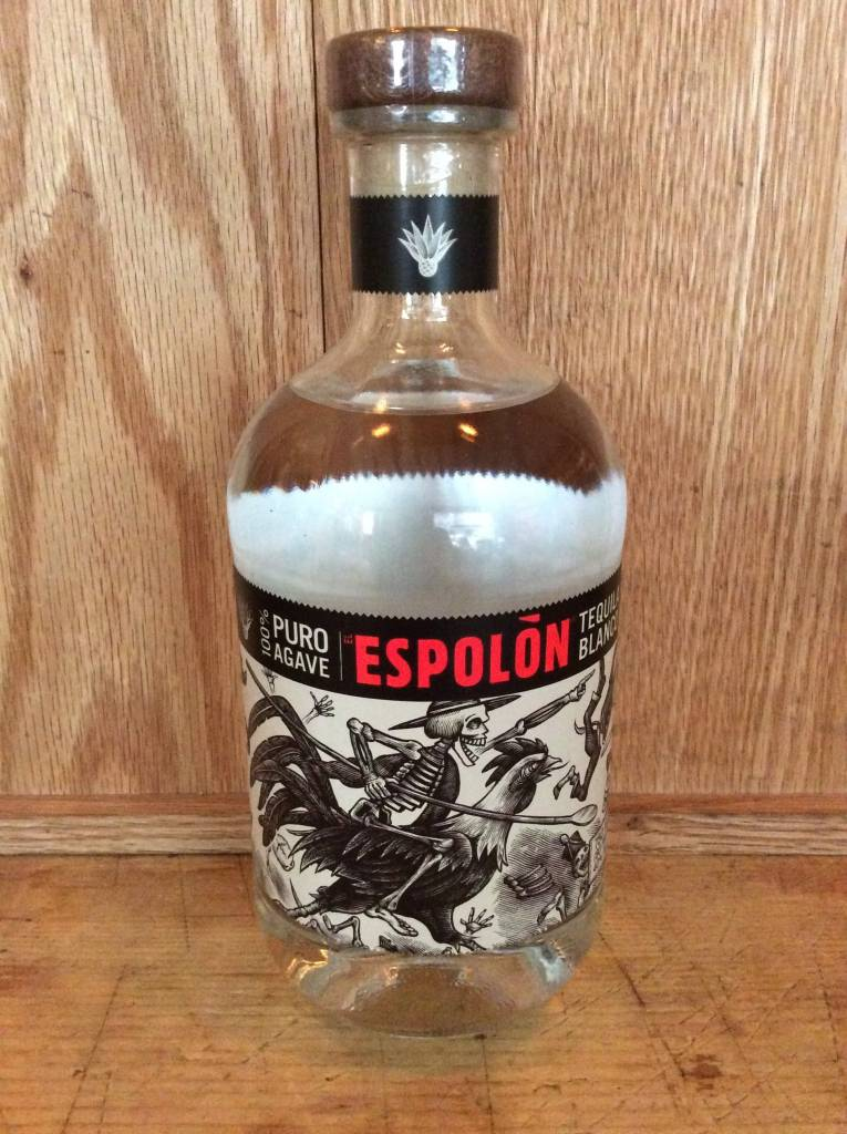 Espolon Blanco Tequila (750ml)