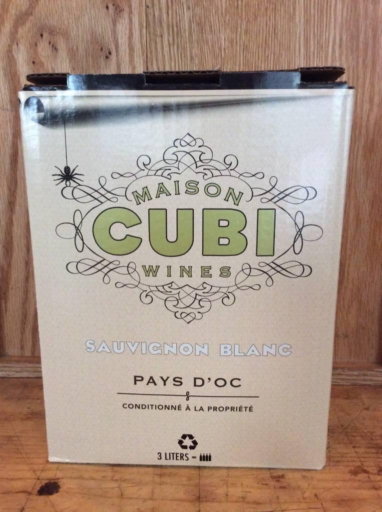 Maison Cubi Sauvignon Blanc (3L-BiB)