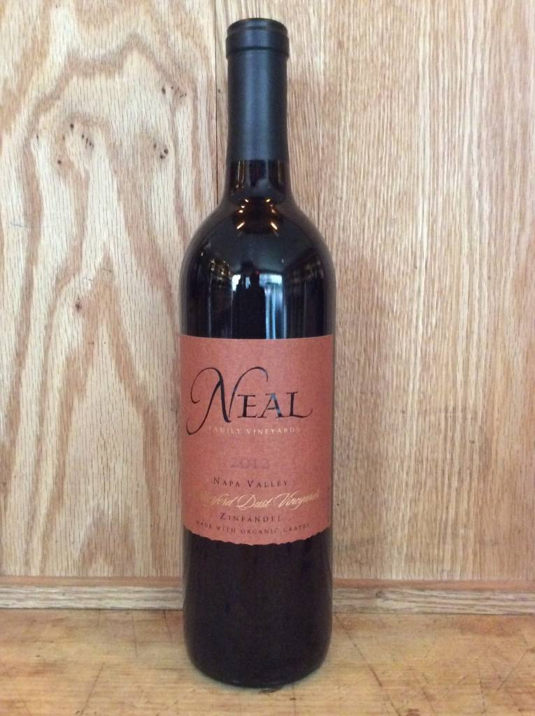 "Neal Family Vineyards ""Rutherford Dust Vineyards"" Napa Valley Zinfandel 2012 (750ml)"