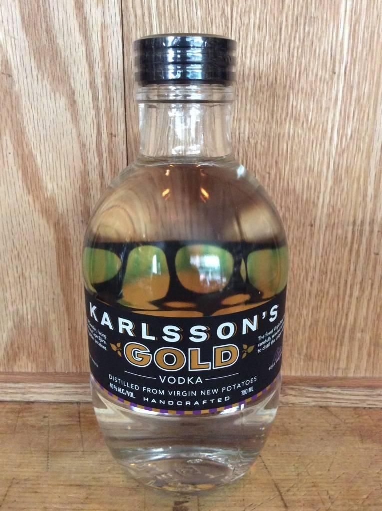 KARLSSON GOLD VODKA