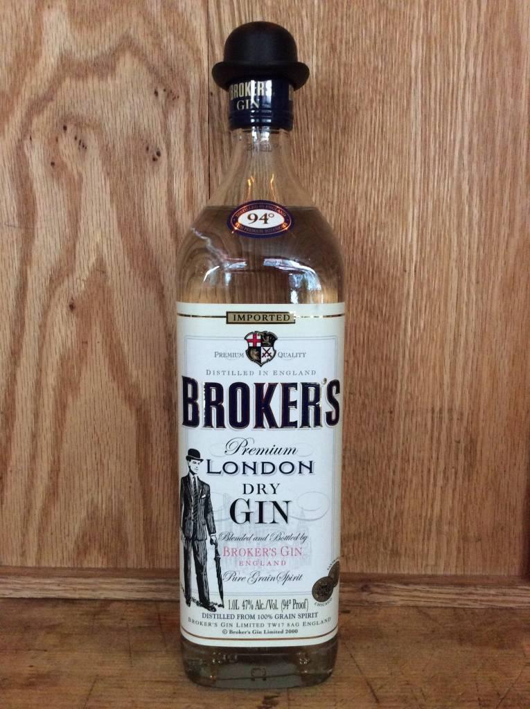 Broker's London Dry Gin (1L)