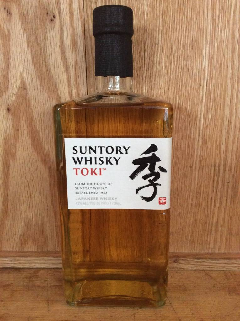 Suntory Whisky Toki (750ml)