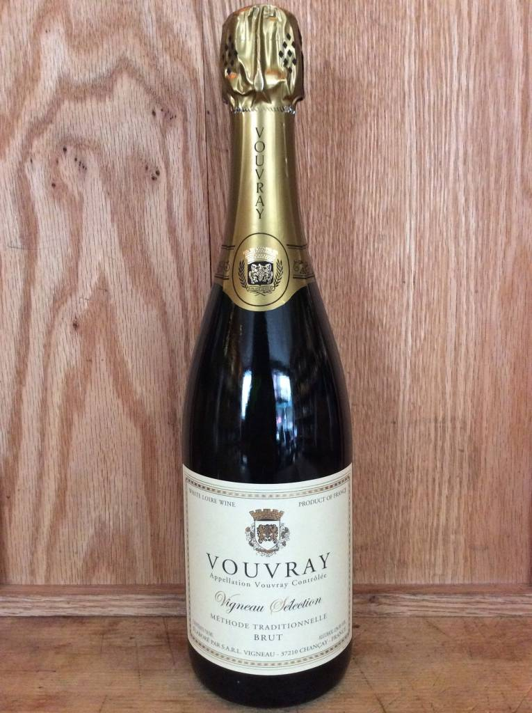 Vigneau Selection Vouvray Brut (750ml)