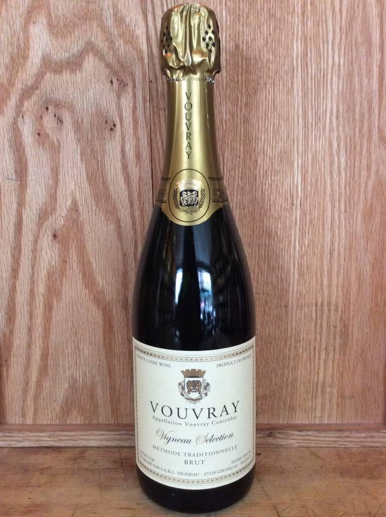 Vigneau Selection Vouvray Brut (750ml)
