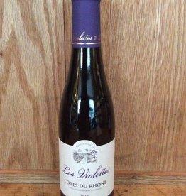 Les Violettes Cotes du Rhone Rouge 2014 (375ml)