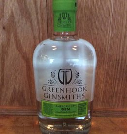 Greenhook American Dry Gin 750m