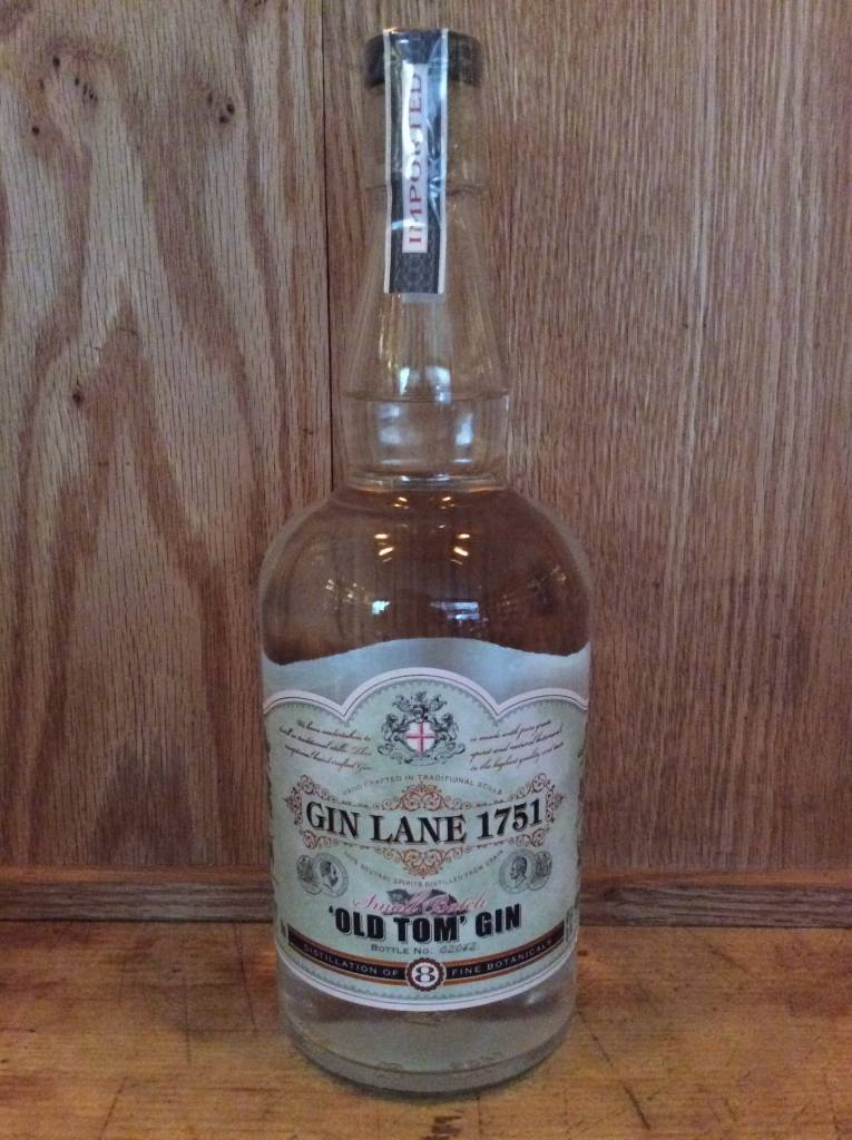 Gin Lane 1751 Old Tom Gin (750ml)