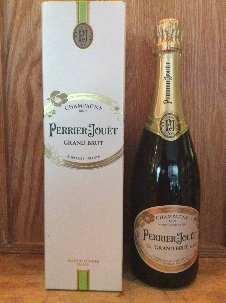 Perrier Jouet Grand Brut Champagne NV (750ml)