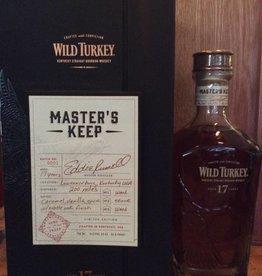 Wild Turkey Master's Keep 17 YO