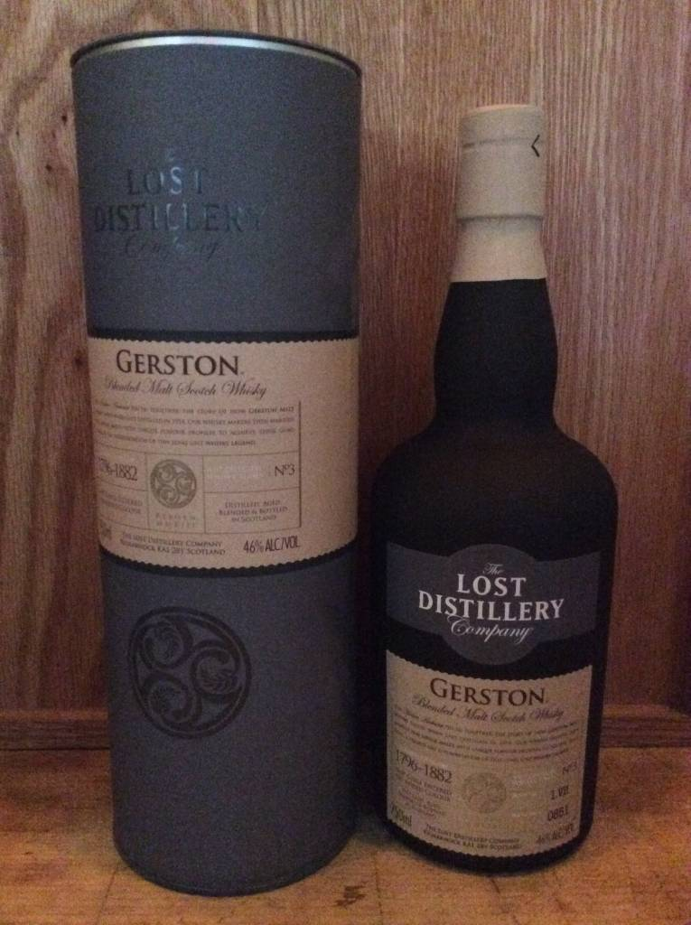 The Lost Distillery Gerston (750ml)